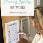 create morning routine that works