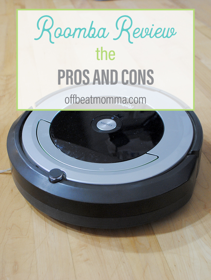 roomba-review-the-pros-and-cons